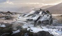 Offroad Porsche 911 GT2 RS