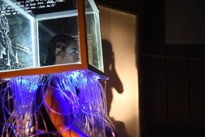 Kalanari Theatre Movement Tutup Program Ruang Kreatif Seni Pertunjukan