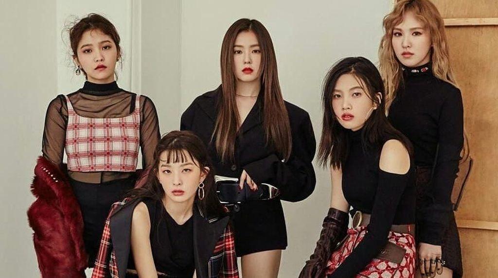 Mulai Syuting MV, Red Velvet Siap Comeback Agustus