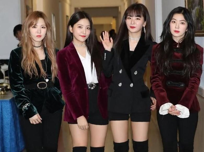 Red Velvet Terkejut Sambutan Meriah Kim Jong Un dan Publik Korea Utara