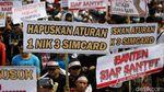 Ratusan Pemilik Konter Protes Soal Pembatasan Sim Card
