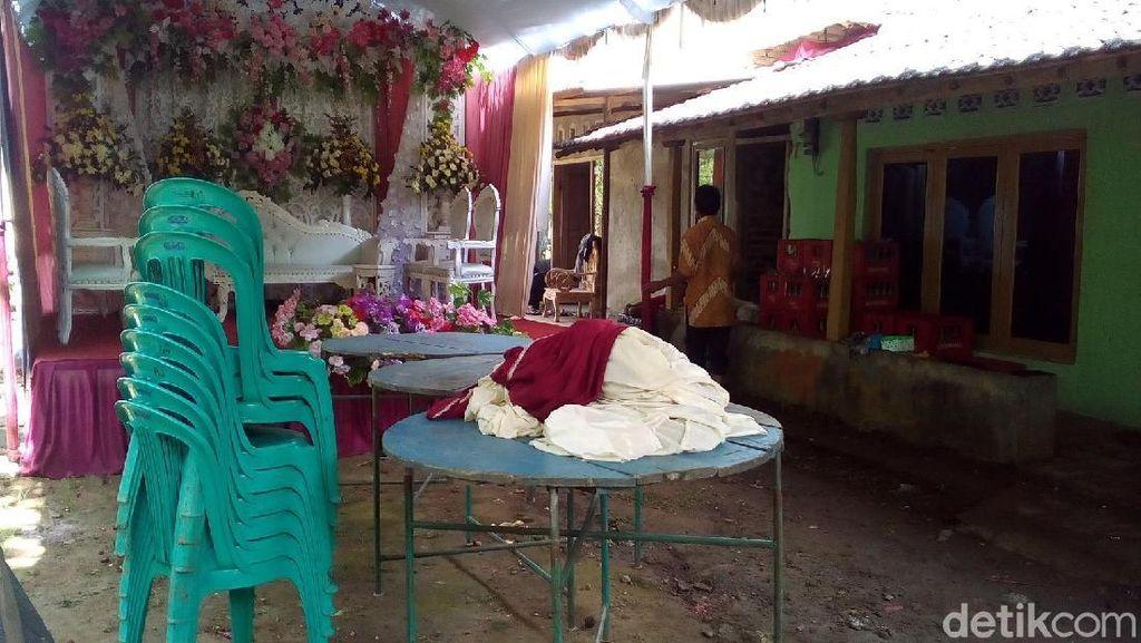 Pesta Batal, Gara-gara Calon Pengantin Wanita Keracunan Jamu