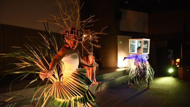 Kalanari Theatre Movement Tutup Program Ruang Kreatif Seni Pertunjukan Indonesia