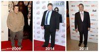 Begini Cara John Goodman Turunkan Berat Badan 45 Kilogram