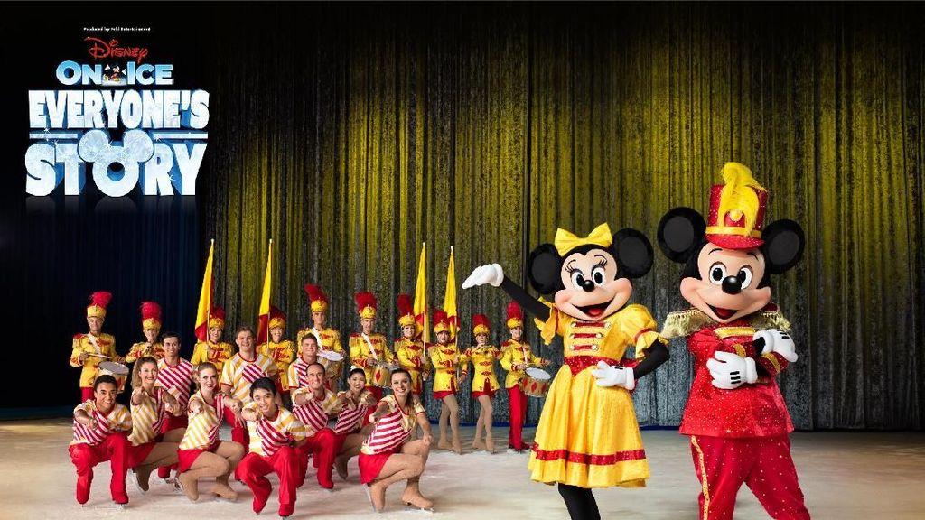 Hadir Bulan Ini, Disney on Ice Gelar Acara di Mal-mal Jakarta