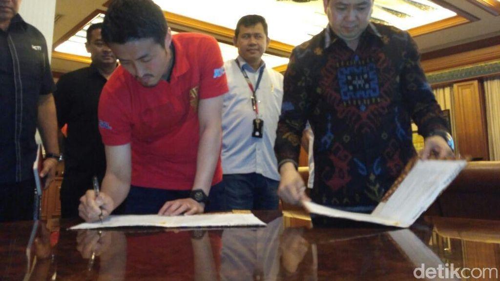 Kensuke Takahashi Pelatih Baru Timnas Futsal Indonesia