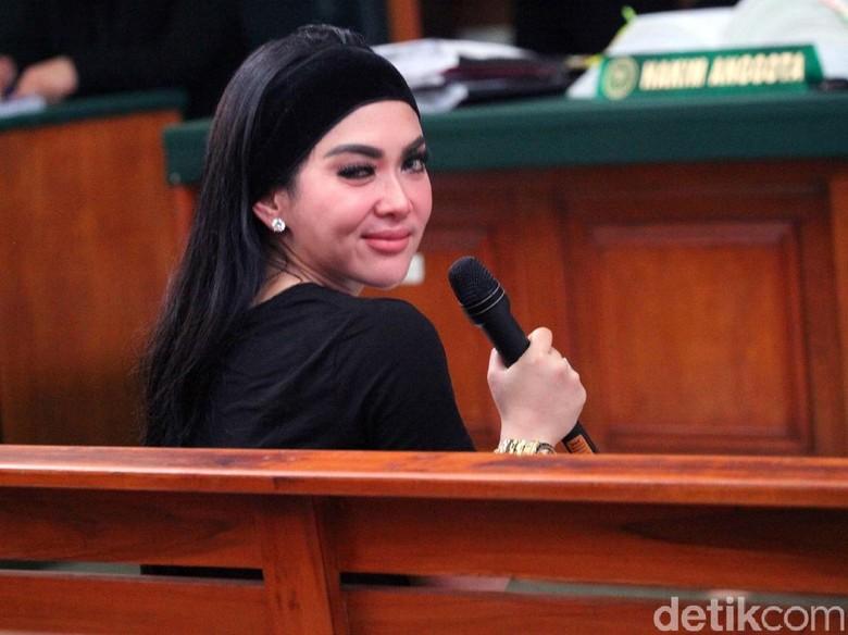 Foto: Syahrini (Lamhot Aritonang)
