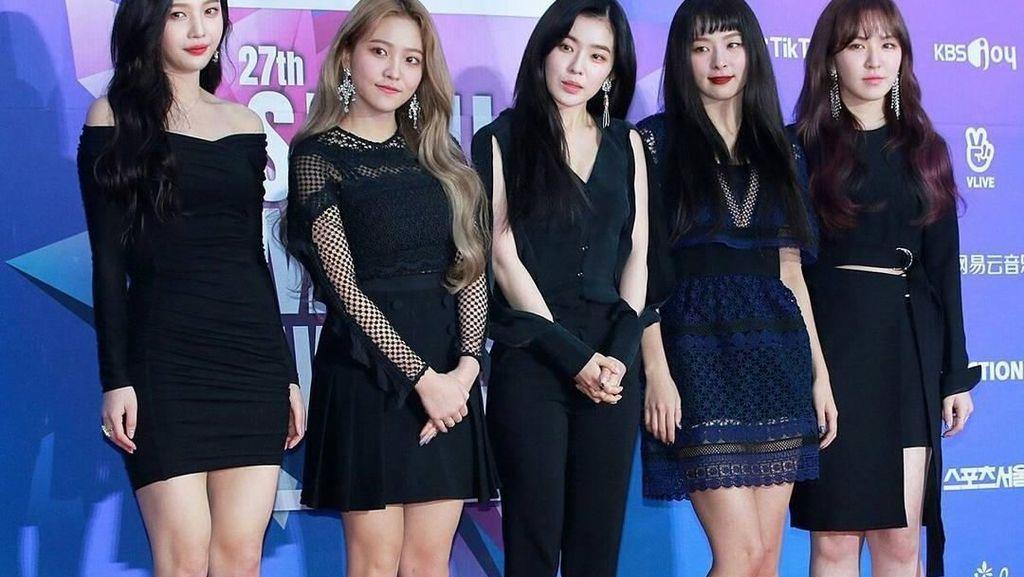Gratis! Red Velvet Guncang BSD 27 April