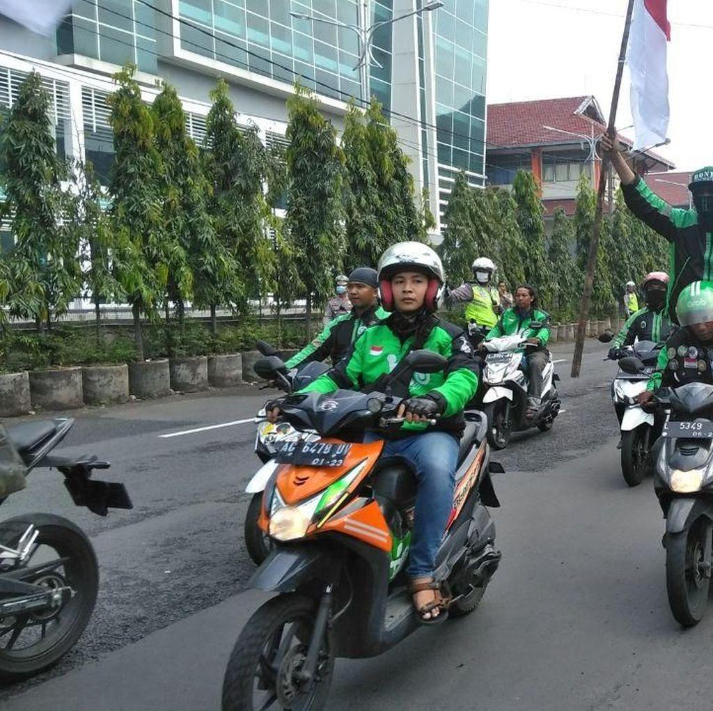 Mau Driver Ojol Tak Jadi Demo Saat Asian Games? Ini Syaratnya!