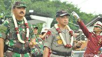 Panglima TNI: Sinergi TNI-Polri untuk Hadapi Terorisme-Radikalisme