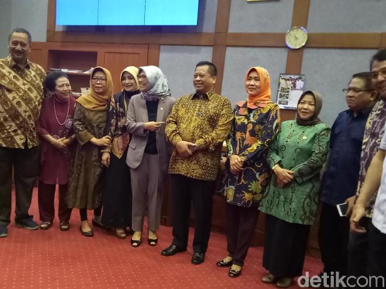 Golkar Tunjuk Hetifah Sjaifudian Jadi Pimpinan Komisi X DPR