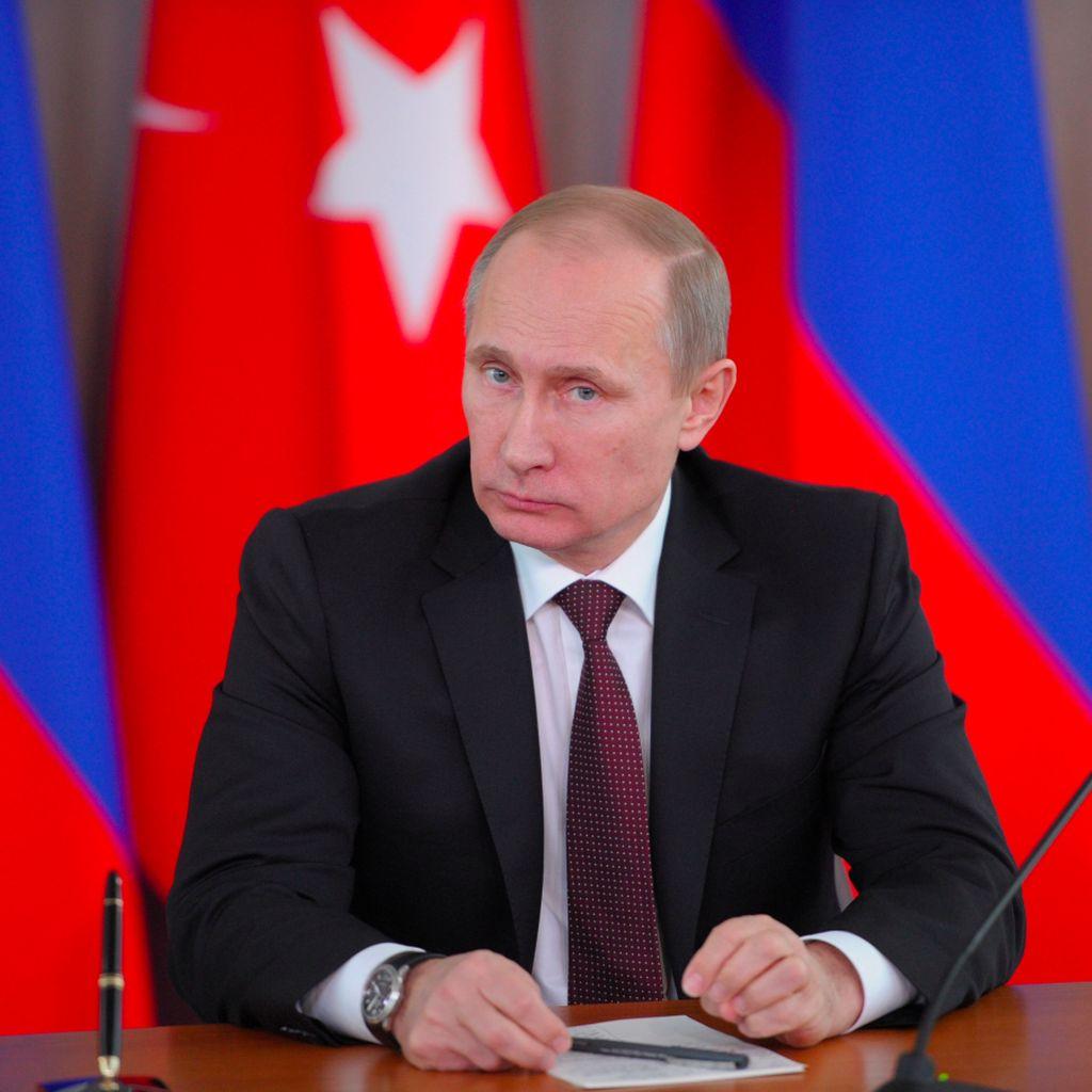 Putin Sesalkan Pembatalan Pertemuan Trump dan Kim Jong-Un