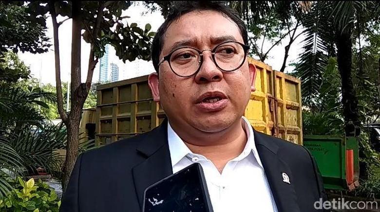 Soal Cawapres Prabowo, Fadli: Lebih Bagus Jokowi Duluan Umumkan