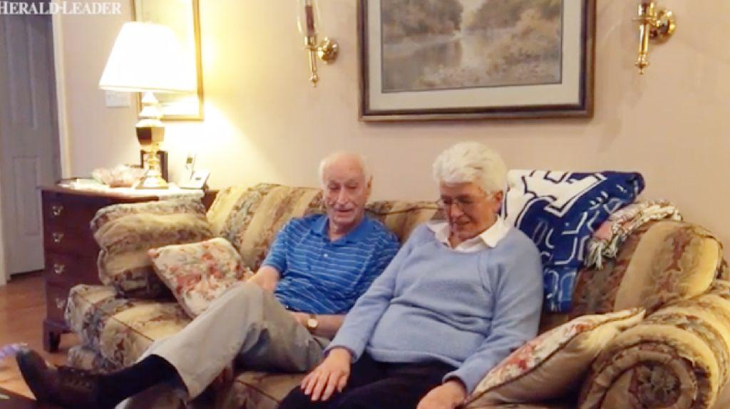 Pasangan Ini Menikah Lagi Setelah 50 Tahun Bercerai