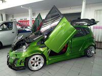 Modifikasi Honda Jazz