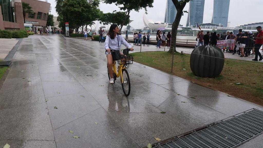 Anti Tumbang di Musim Hujan dengan 5 Olahraga Ini