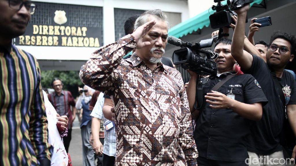 Salam Hormat Tio Pakusadewo Usai Diwacanakan Jadi Duta Antinarkoba