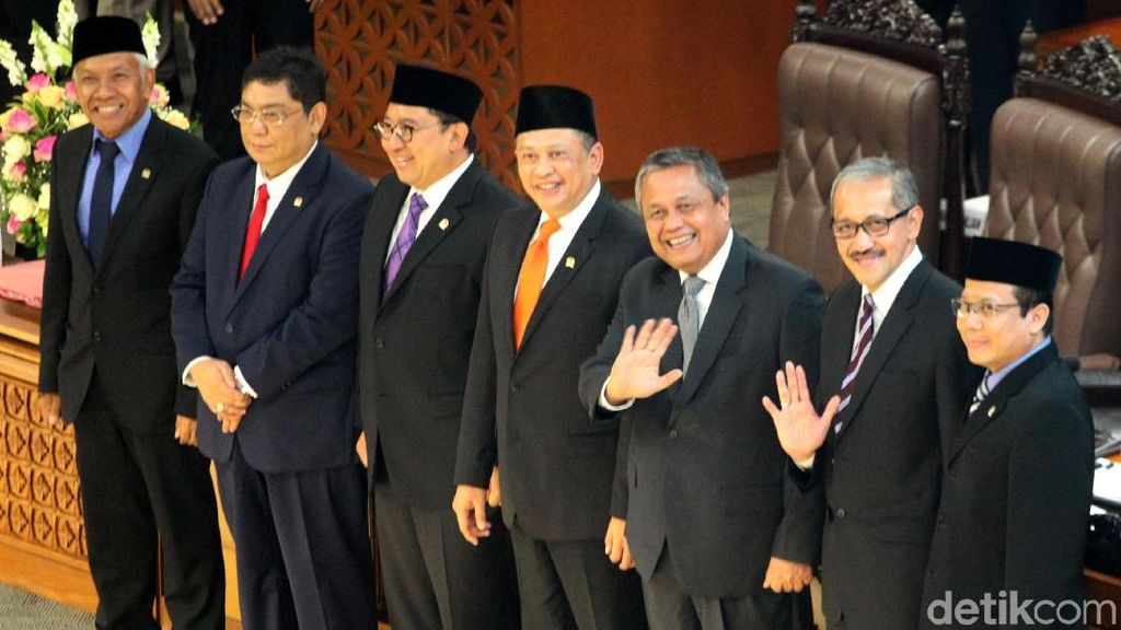 DPR Setujui Perry Warjiyo Sebagai Gubernur BI
