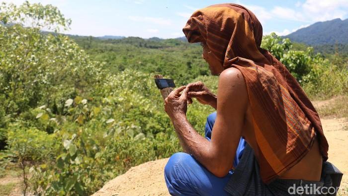 Warga Aceh. Foto: Agus Setyadi/detikINET
