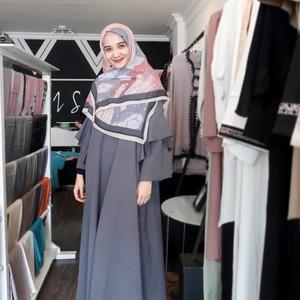 Zaskia Sungkar Ungkap Alasan Tampil Syari dengan Hijab Menutup Dada