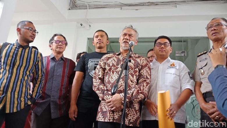 Polisi Limpahkan Tio Pakusadewo ke Kejari Jaksel