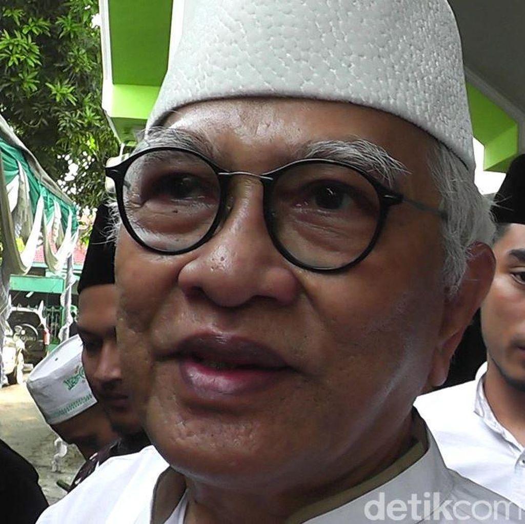 Pesan Gus Mus untuk Jokowi: Pilih Pembantu yang Membantu, Bukan Mengganggu