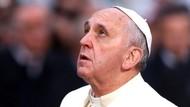 Paus Fransiskus Samakan Aborsi dengan Menyewa Pembunuh Bayaran