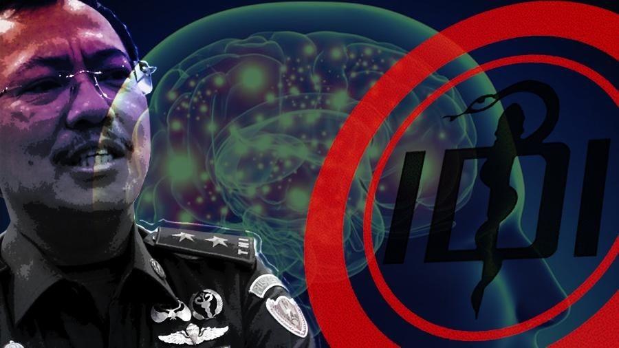 IDI (Belum) Pecat dr 'Cuci Otak'