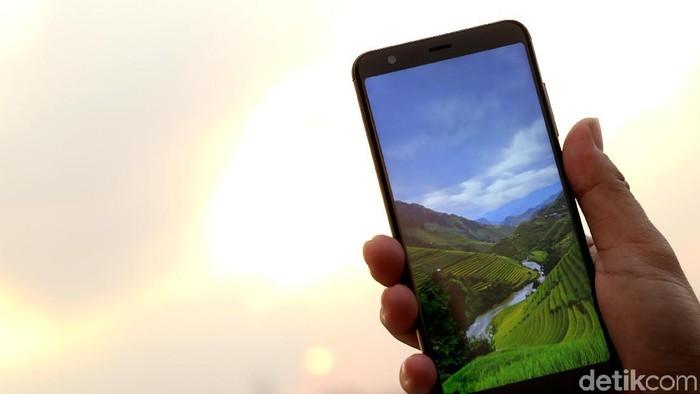 Zenfone 4 Max Plus. Foto: Muhammad Ridho