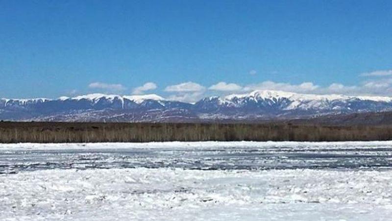 Tuva memiliki sejumlah tempat alam dan sudut kota yang menarik. Tidak heran, Putin gemar ke sini (semyred/instagram)