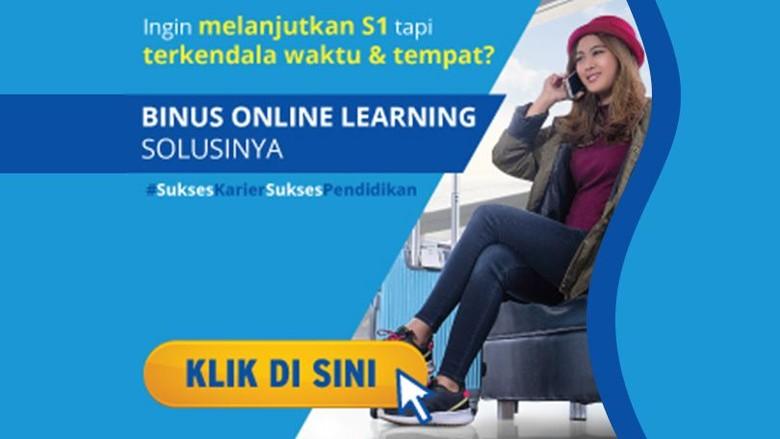 Mau Kuliah Tanpa Harus ke Kampus? BINUS Online Learning Solusinya