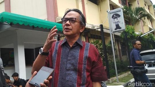 Dukungan Ray Sahetapy untuk Tio Pakusadewo