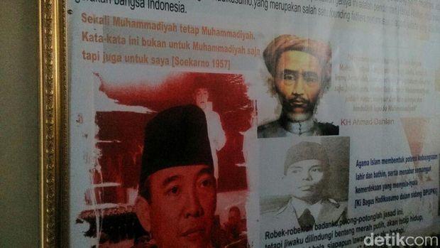 Menko Puan: Bung Karno Begitu Mencintai Muhammadiyah