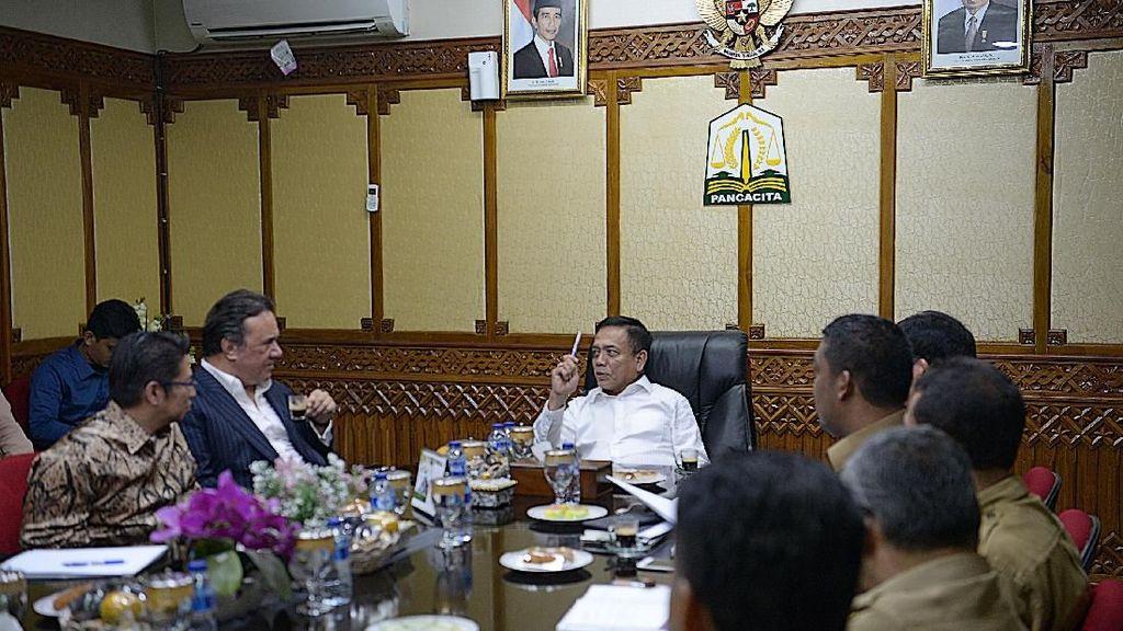 Perusahaan Turki Minat Garap Proyek Geothermal di Aceh Rp 13 T