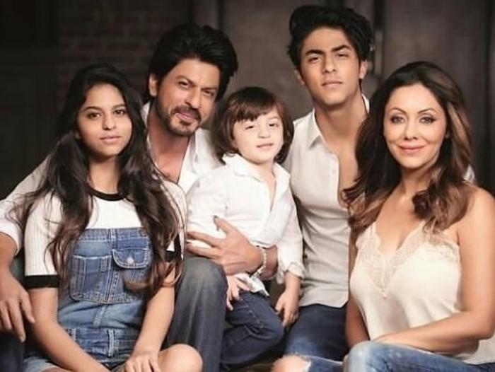 Suhana Khan, putri Shah Rukh Khan.