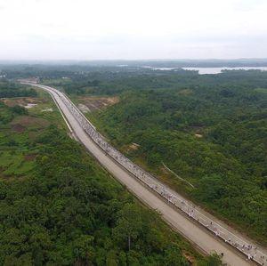 Tersambung Tol, Balikpapan ke Samarinda Hanya 1 Jam