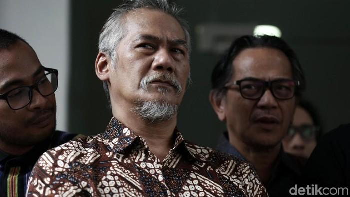 Aktor Tio Pakusadewo. (Foto: Hanif/detikHOT)