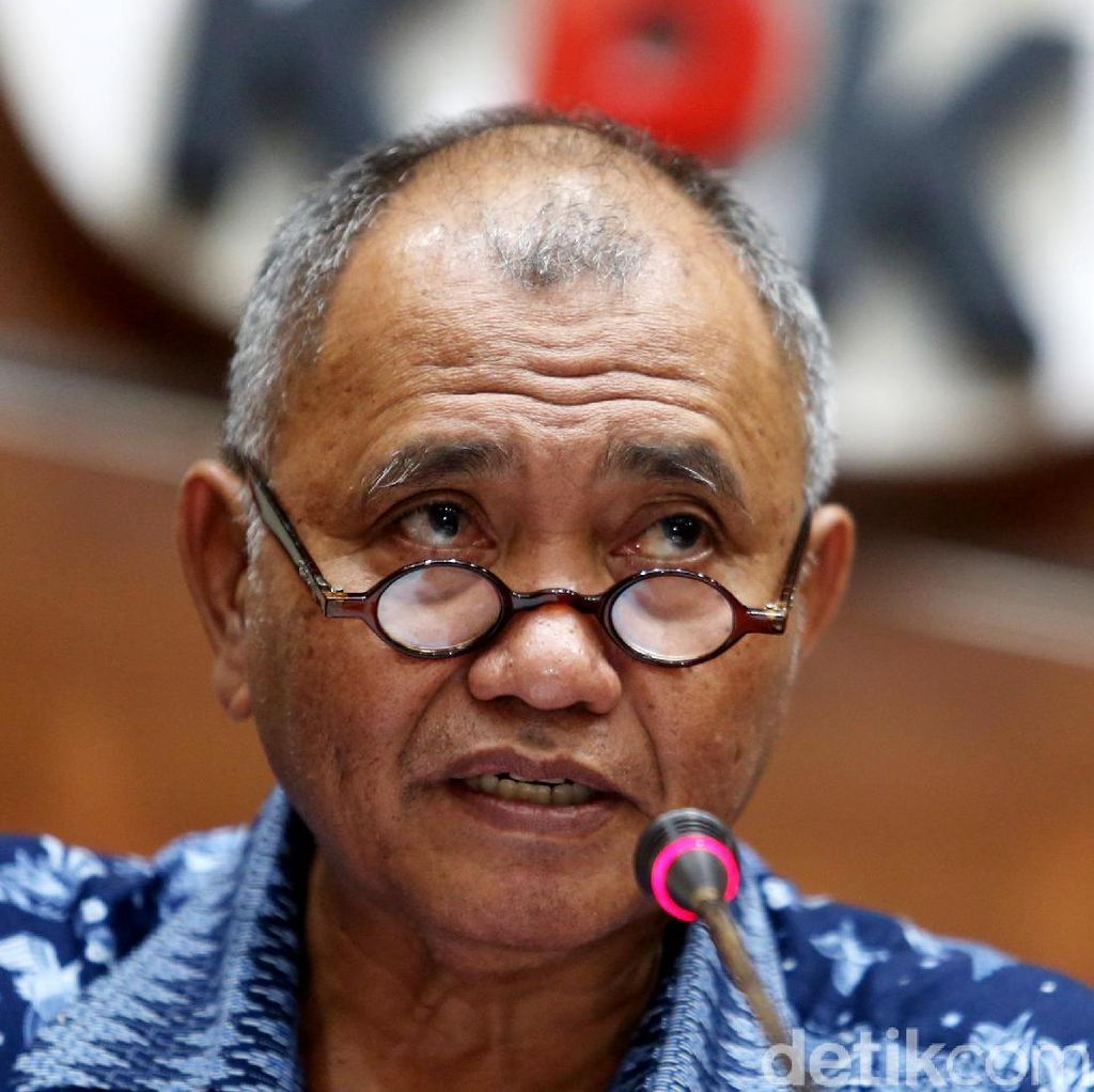 Ketua KPK Singgung Janji Jokowi Saat Pilpres 2014 soal e-Budgeting