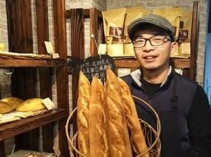 Kisah Pria Tinggalkan Gelar Doktor untuk Kejar Passion Jadi Tukang Roti