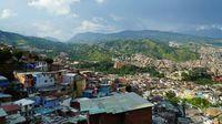 Potret kota Medellin (Lucy Sherriff/CNN Travel)