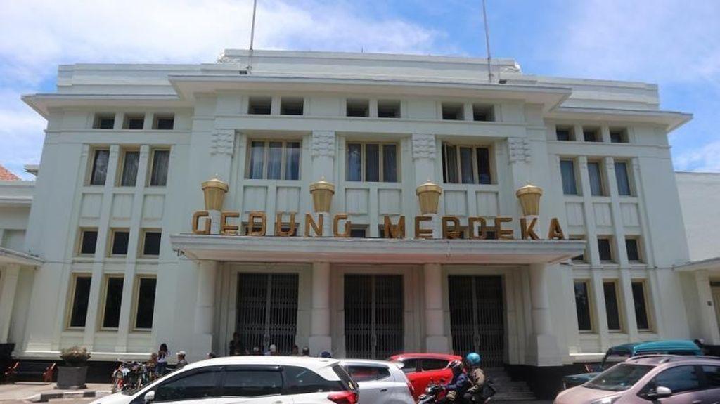 Besok, 5 Kepala Daerah Terpilih Jabar Akan Dilantik di Gedung Merdeka