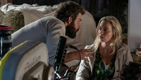 Film A Quiet Place bercerita soal bertahan hidup di tengah serangan makhluk asing. Dok. Jonny Cournoyer/Paramount Pictures.
