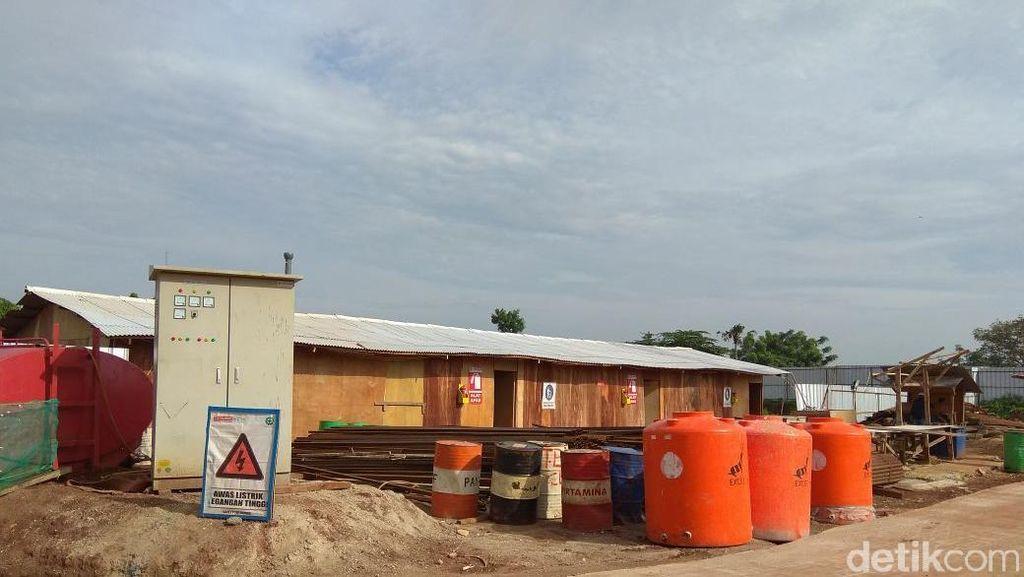 Rumah DP Rp 0 di Pondok Kelapa Belum Dibangun, Ini Kata Kontraktor