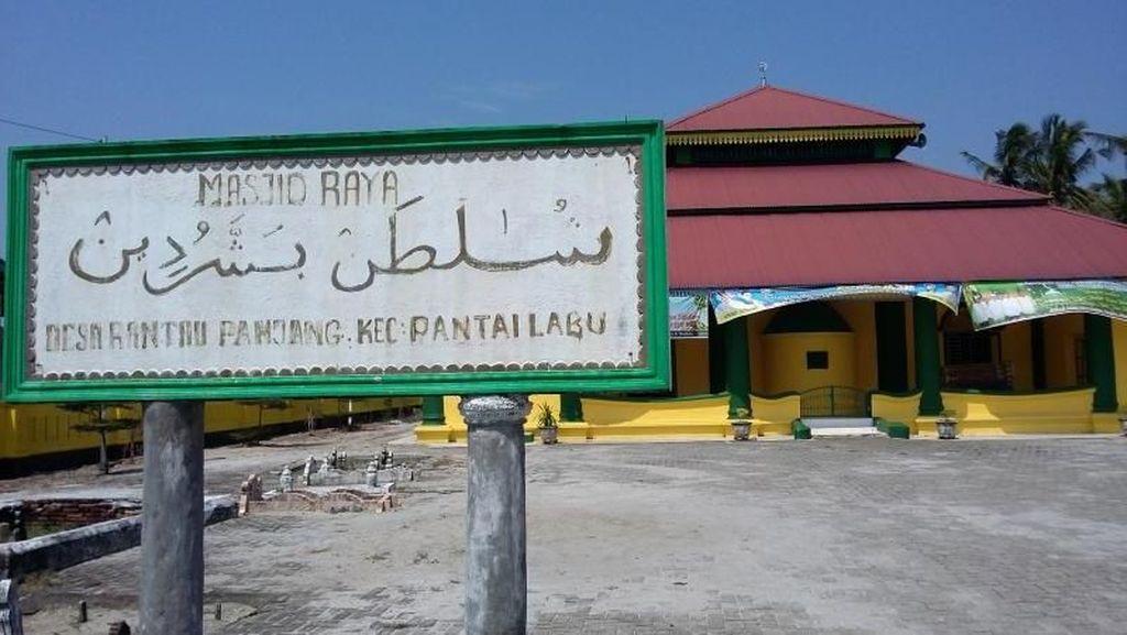 Masjid Peninggalan Kesultanan Serdang yang Sarat Sejarah