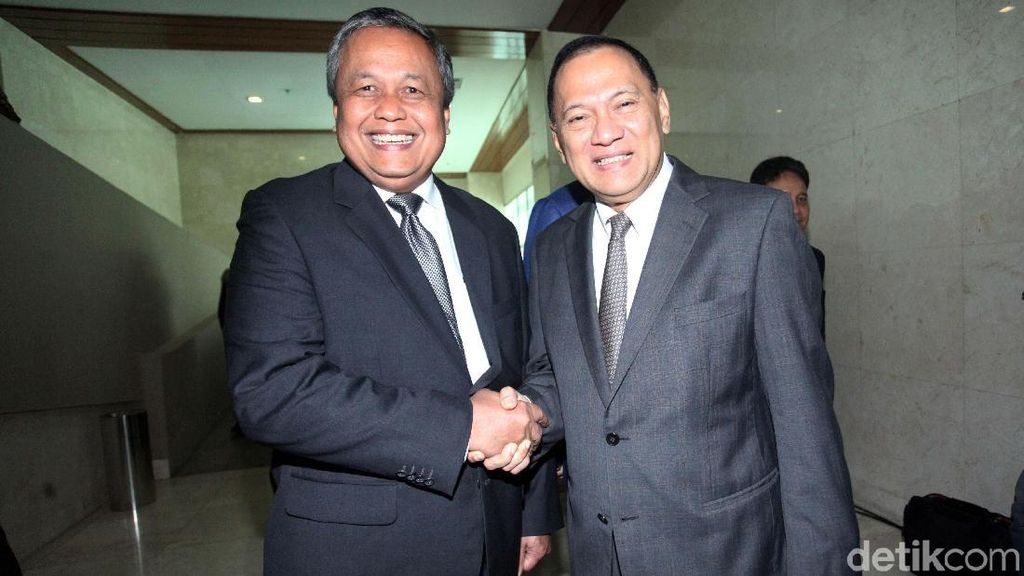Jadi Gubernur BI, Perry Warjiyo: Terima Kasih Presiden Jokowi