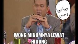 Cak Lontong sering memberikan motivasi kocak yang bikin netizen ngakak, salah satunya kutipan soal kesehatan yang nyeleneh ini. Seperti apa sih? Yuk lihat.