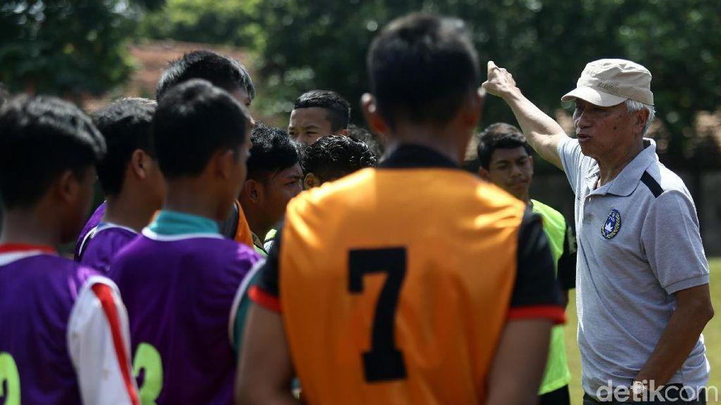 Danurwindo: Siswa Seleksi SKO Ragunan Masih Menonjolkan Permainan Individual