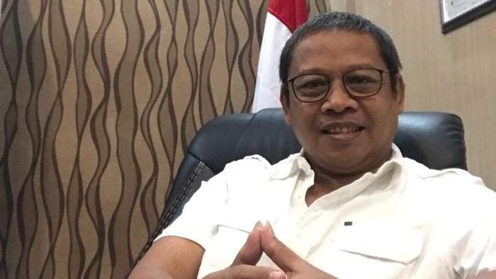 Kepala Balai KSDA Riau, Suharyono (Dok Pribadi)