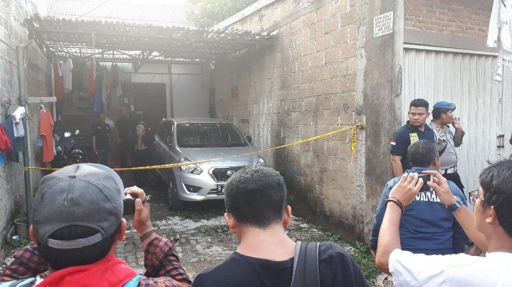 Tempat Perakitan Senjata Api di Tangerang Digerebek Polisi