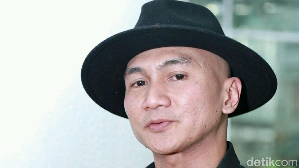 Jadi yang Pertama Datang ke TPS, Anji Malah Diributkan Netizen